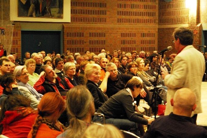 Einwohnerversammlung 2009