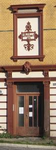 Rubbert-Haus - Inschrift Cc: Michael Rothschuh