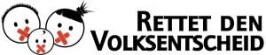 Logo Rettet den Volksentscheid